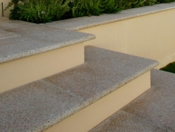Treads and Garden Edging
